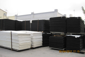 RF001,CR Rubber Foam